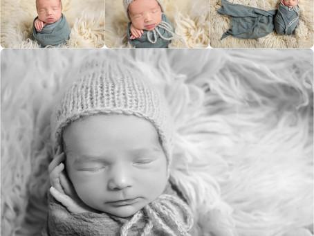 Yukon Newborn Photographer – Baby Ben – Photos by Keshia