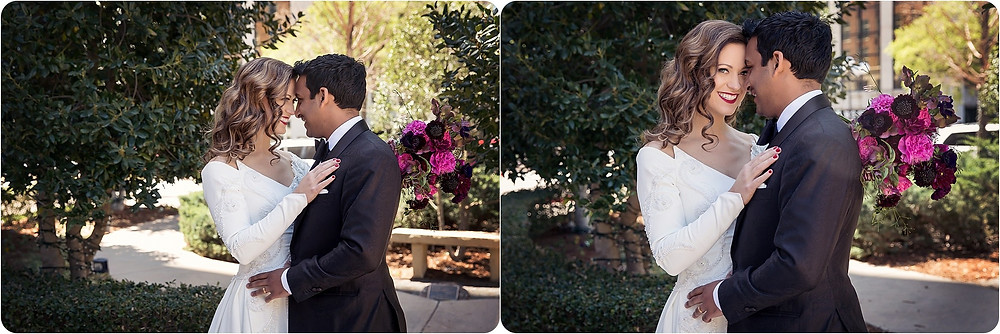 OKC Skirvin Wedding photographer