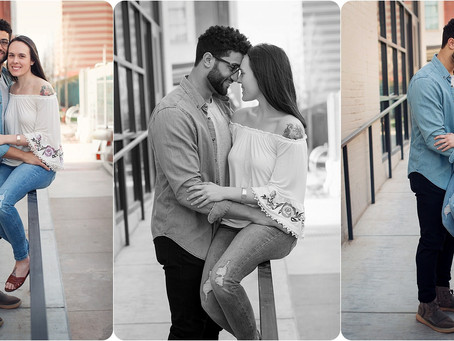 OKC Engagement Photographer – Photos by Keshia