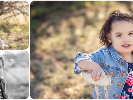 Serenity's 2nd Birthday – Yukon Photographer – Photos by Keshia