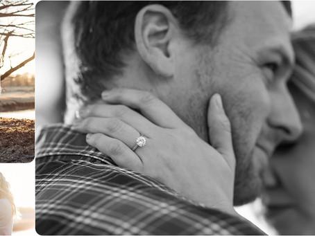 OKC Engagement and Wedding Photographer – Photos by Keshia