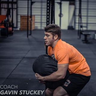 Gavin Stuckey