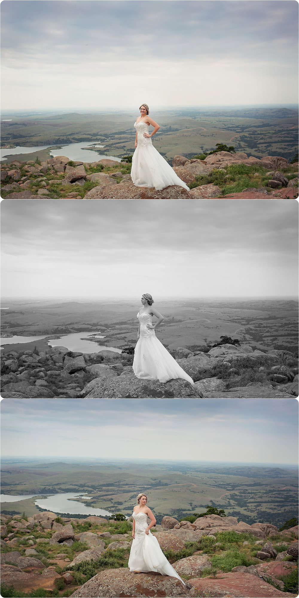 Mt. Scott Bridal Photographer