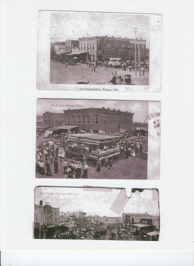 Photos courtesy Frank Beneda collection