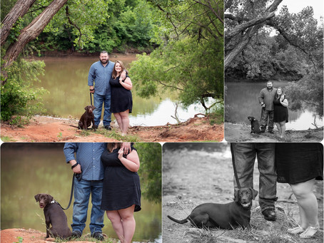 OKC Dog Session – Meet Annie – Photos by Keshia