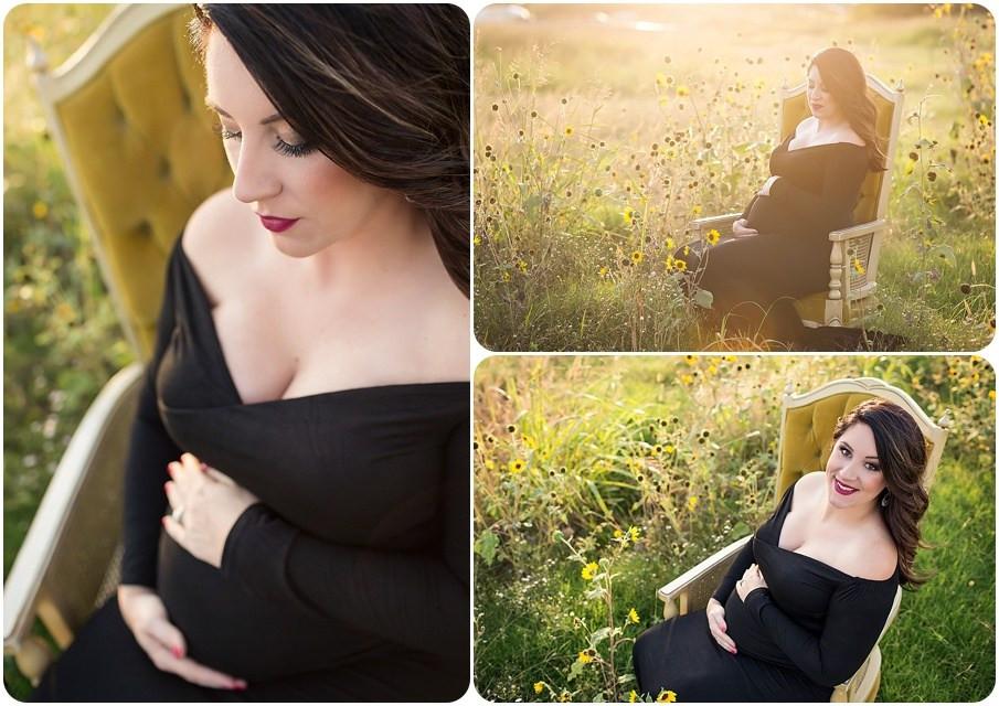 maternity photos yukon