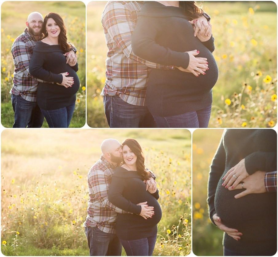 maternity photos okc