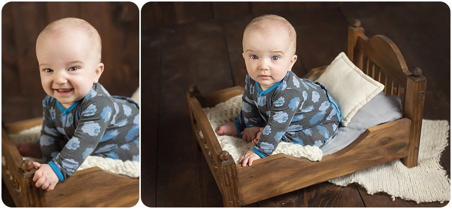 6 month kid