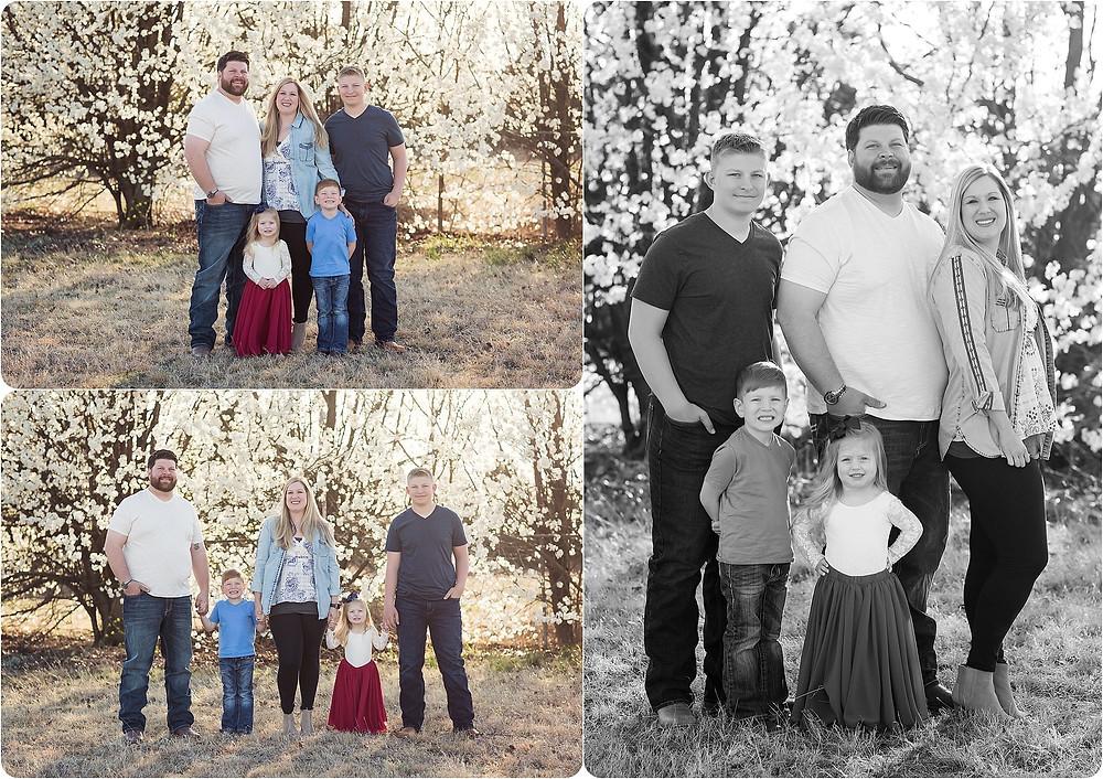 Yukon Spring Family Session