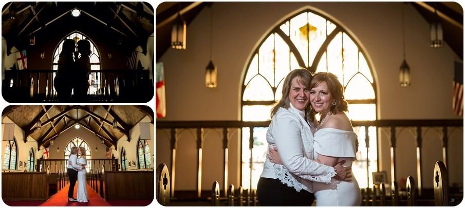 LGBTQ wedding photographer