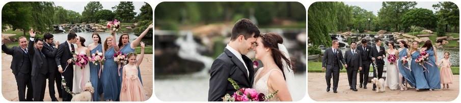Coles Garden Wedding Photographer