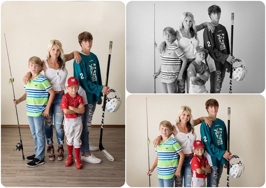 Yukon family photos