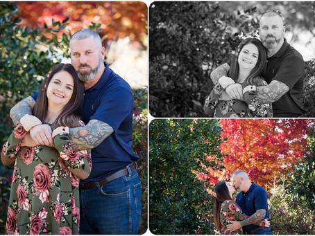 Fall Family Photos – Hester Family – Photos by Keshia