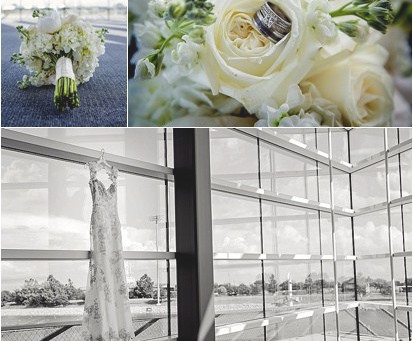 Mr. and Mrs. Cardell – Chesapeake Boathouse – Photos by Keshia