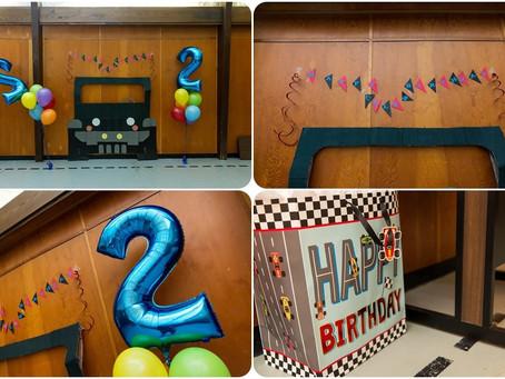 Caleb's 2nd Birthday Party – Yukon, OK – Photos by Keshia