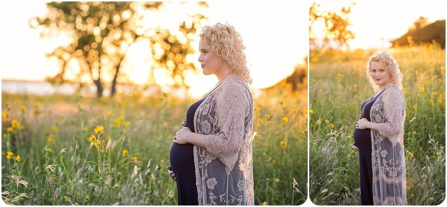 Maternity session OKC