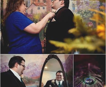 Clauren Ridge Vineyard & Winery Wedding- Photos by Keshia