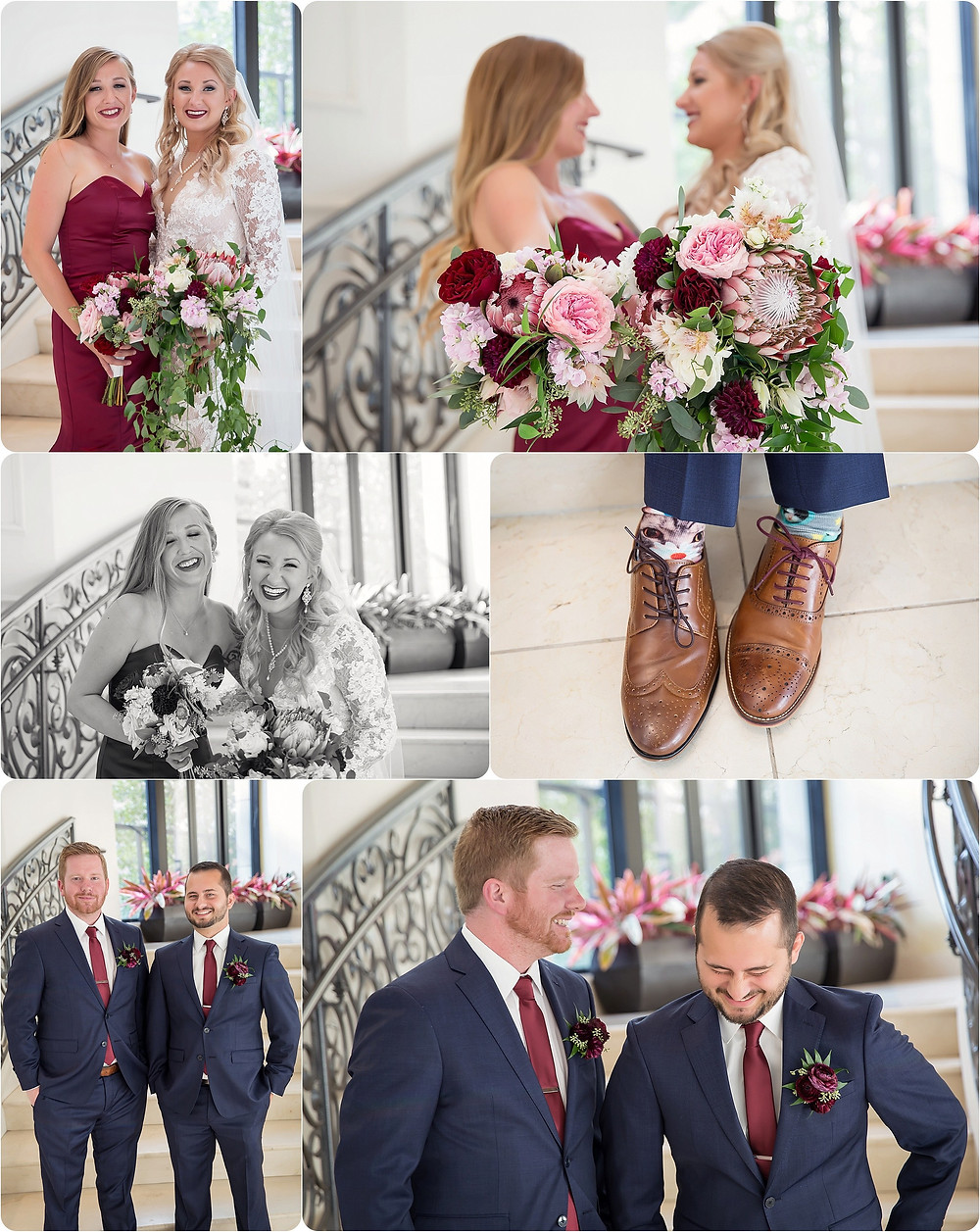 OKC Skirivin Wedding Photographer