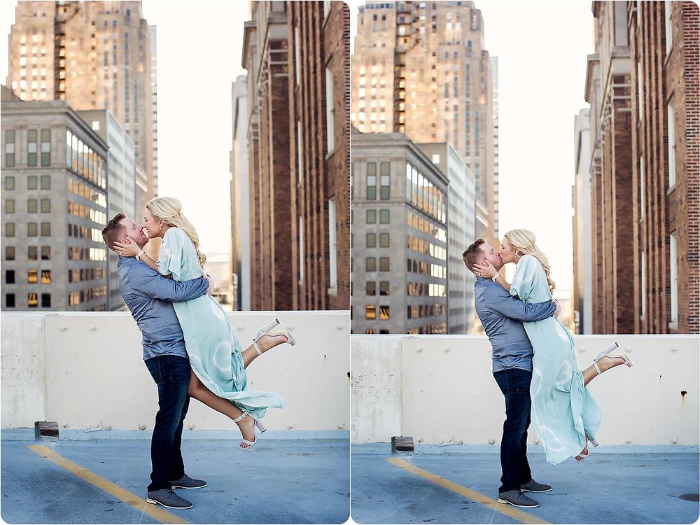 Skirvin Wedding Photographer