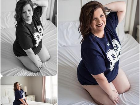 Boudoir Photos – Miss D – Photos by Keshia