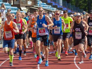 Halvmaraton er UTSOLGT