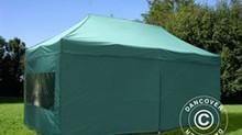 Leige av telt under UM