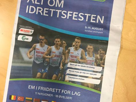 EM avisen er klar!