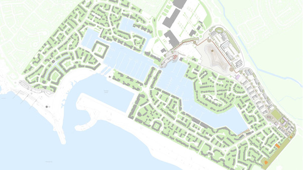 Sovereign Harbour Masterplan