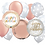 Thumbnail: Rose Gold Happy Birthday Balloon Bouquet
