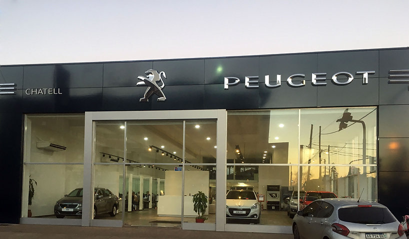 Chatell Concesionario Oficial Peugeot