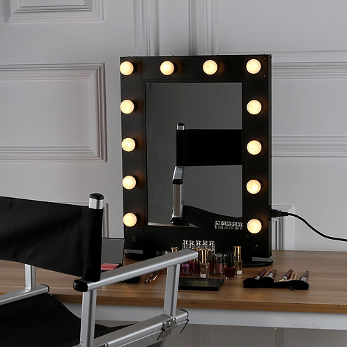 Luminous Hollywood Mirror
