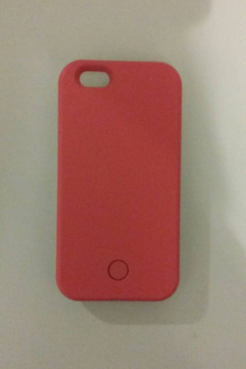 Iphone 6 Plus Luminous Case Pink