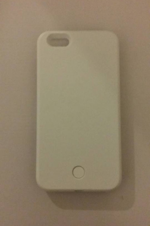 Iphone 5 Luminous Case White