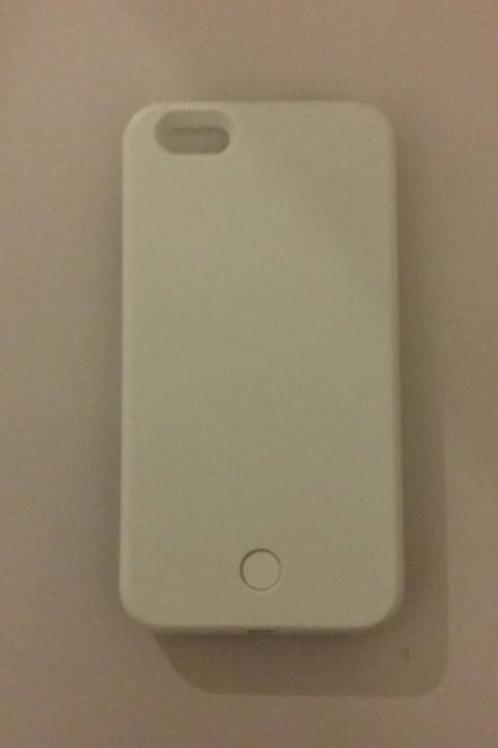 Iphone 6 Plus Luminous Case White