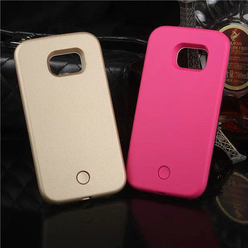 Samsung S7 Luminous Case Gold