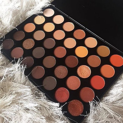 PRE ORDER 35 Colour Luminous Palette - LUXE Matte