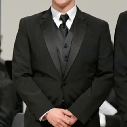 Male Formal Wear (Vest, Tie, & Shirt)