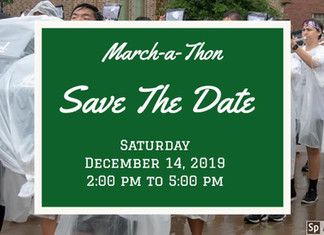 Holiday March-a-Thon