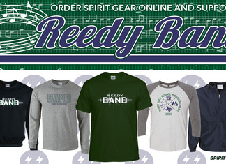 Reedy Band Spirit Wear