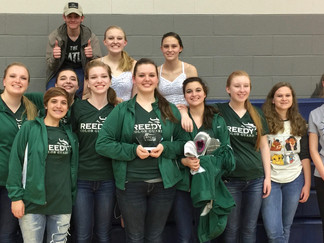 Reedy Winter Guard Wins AGAIN!