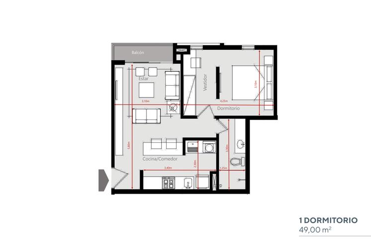 Cuatro 1 Dormitorio.png