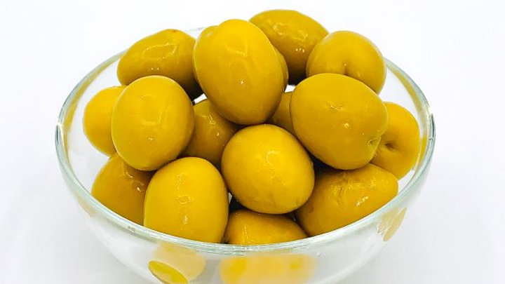 Крупные оливки Гордаль с косточкой
