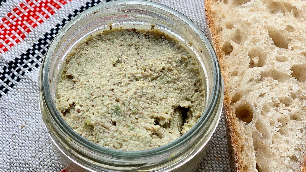 Тапенад  из оливок и  грецкого ореха