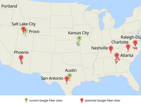 Is Google Fiber Coming To YOUR town? GoogleFiber Talks Expansion.
