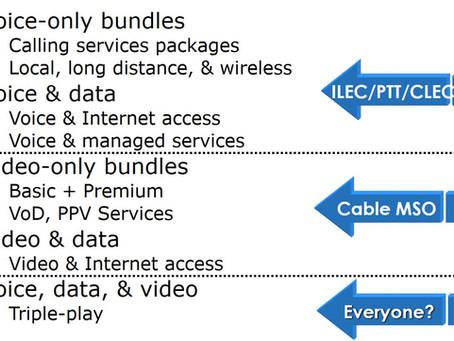 Broadband's Evolution:  Services