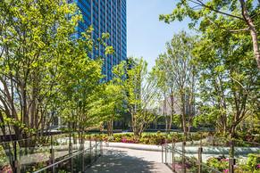 【WORKS】住友不動産新宿ガーデンが竣工しました。