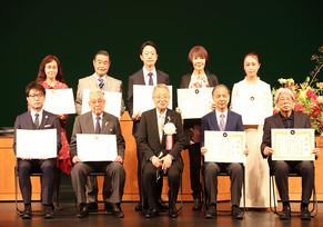 【AWARD】代表の平賀が「豊島区文化栄誉賞」を受賞しました。
