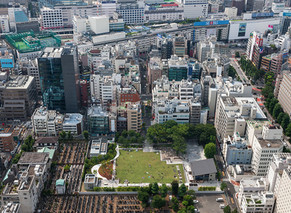 【AWARD】南池袋公園が日本造園学会賞を受賞しました。