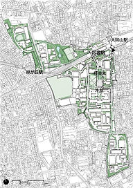 東京工業大学大岡山キャンパスマスタープラン