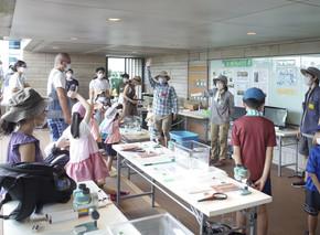 【EVENT】二子玉川ライズで「第5回めだかの池 生きもの調査イベント」を開催しました。